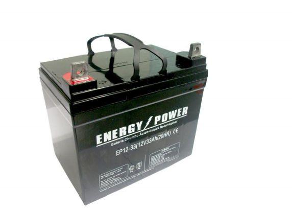 Bateria Selada Recarregável para Scooter Motorizado (Par)