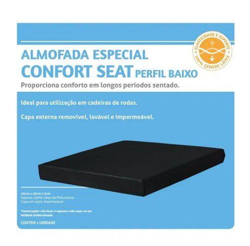 Almofada Ortopédica em Látex Confort Seat