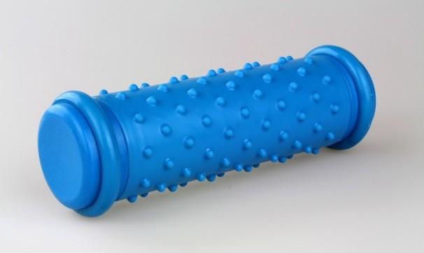 Rolo HotCold para Fisioterapia e Massagem nos Pés