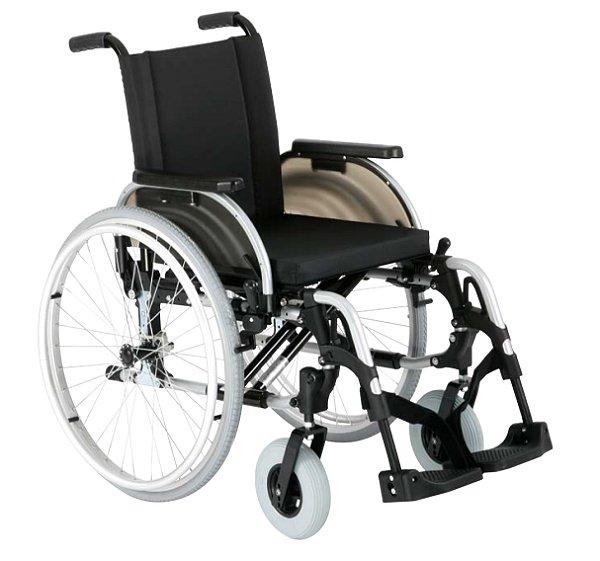 Cadeira de Rodas Start M4 XXL
