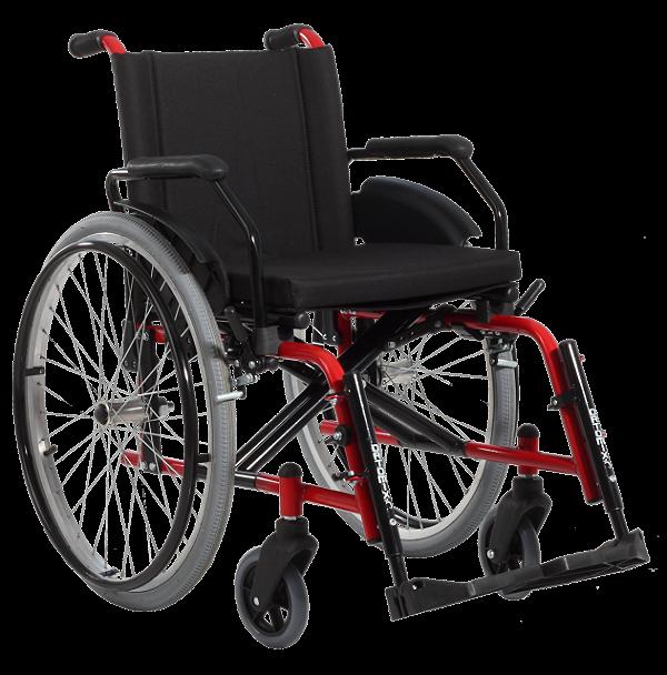 Cadeira de Rodas Standard Plus Duplo X