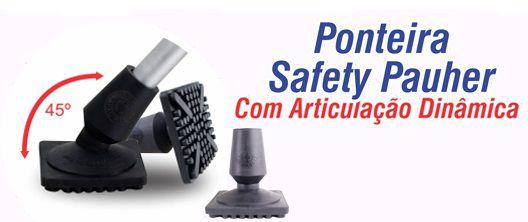 Ponteira Com Articulação Dinâmica Safety Pauher