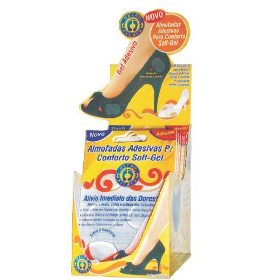 Almofada Adesiva Para Calos e Calçados