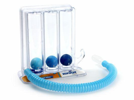 Aparelho Para Fisioterapia Respiratória Respiron Classic NS