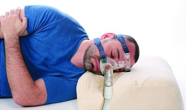 Travesseiro Multi Mascaras Para C Pap e Bi Pap em Viscoelástico