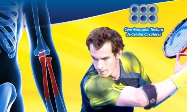 Cinta Tennis Elbow Neoprene Pauher Support