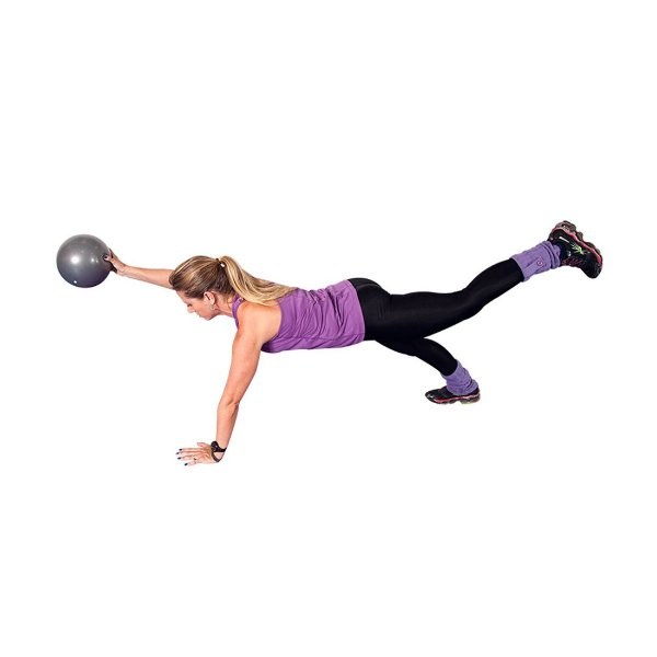 Bola para Pilates Overball 25cm