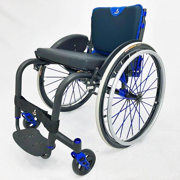 Cadeira de Rodas Monobloco Smart Sigma