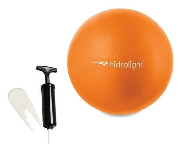 Bola de Exercicios Overball 20 cm Yoga Fisio Incluso Bomba