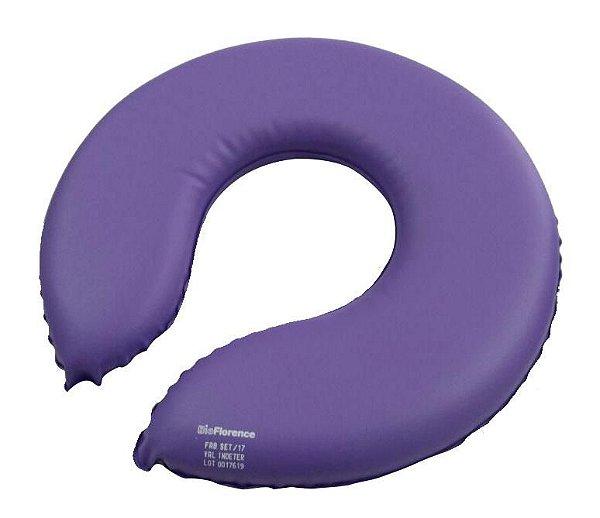 Almofada Estofada para Cadeira de Banho Confortável e Higiênica