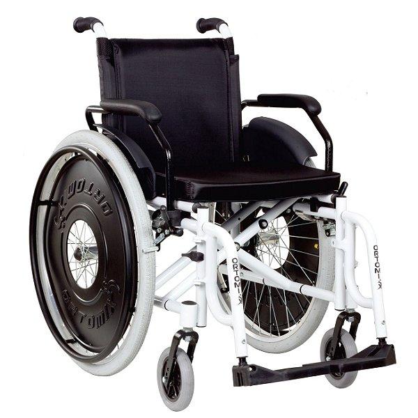 Cadeira de Rodas Dinâmica Plus - Ortomix