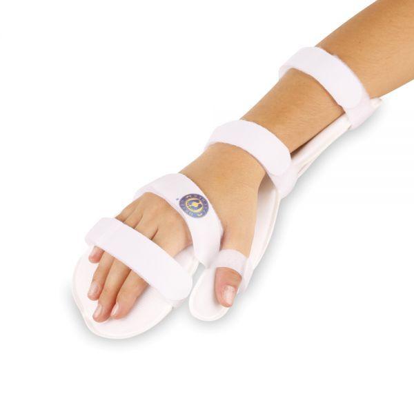 Tala ortopédica PVC para Punho Mãos e Dedos - Ortho Pauher