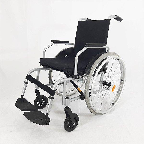 Cadeira de Rodas Dobrável Alumínio Start C1 Economy