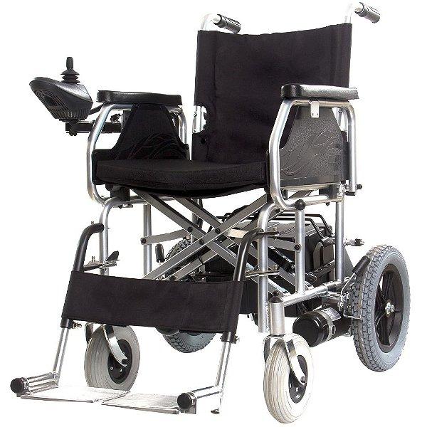 Cadeira de Rodas Motorizada Dinâmica Plus - Ortomix