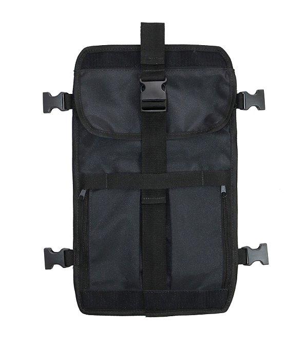 1F Rino Preta - Cover para mochilas Kyosei