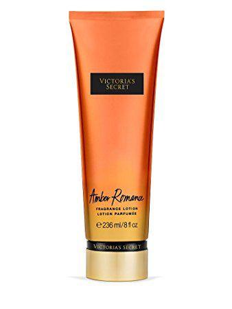 Amber Romance Fragrance Lotion (NOVA EMBALAGEM)