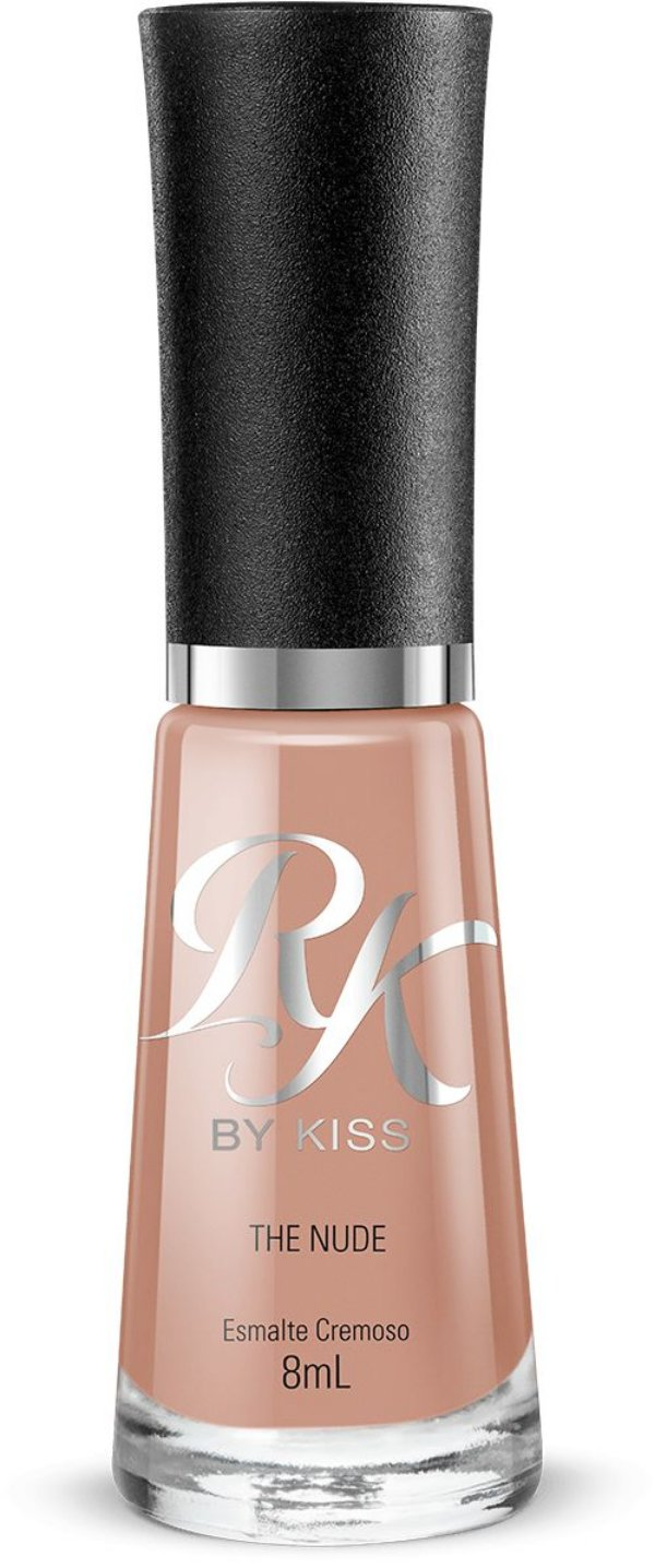 Esmalte The Nude - RK BY KISS NY #LiberteSuasCores