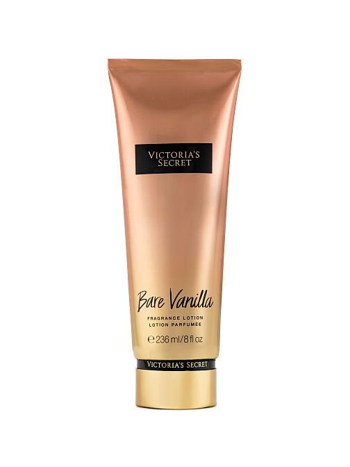 Creme Hidratante Body Lotion Victoria's Secret Bare Vanilla 236ml