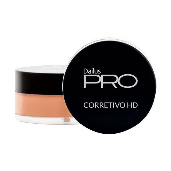 Corretivo Hd Dailus Pro Nº 08 - Coral
