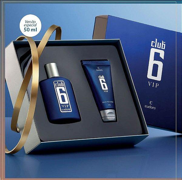 Estojo Club 6 VIP Especial