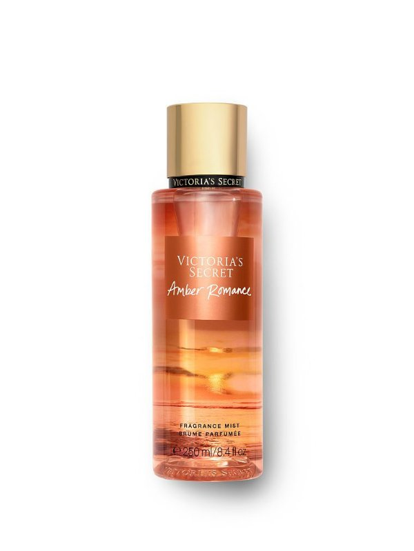Body Splash Amber Romance Victória's Secret 250 ml