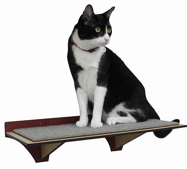Prateleira para Gatos - Vermelho