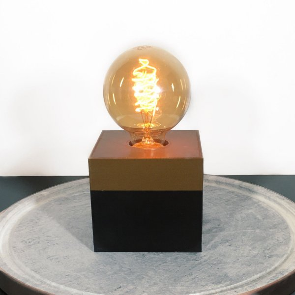 Luminária Cubo