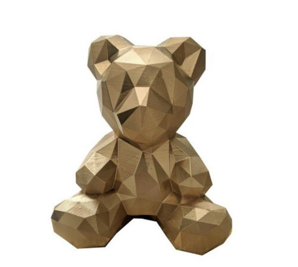 Urso Ted Miniatura