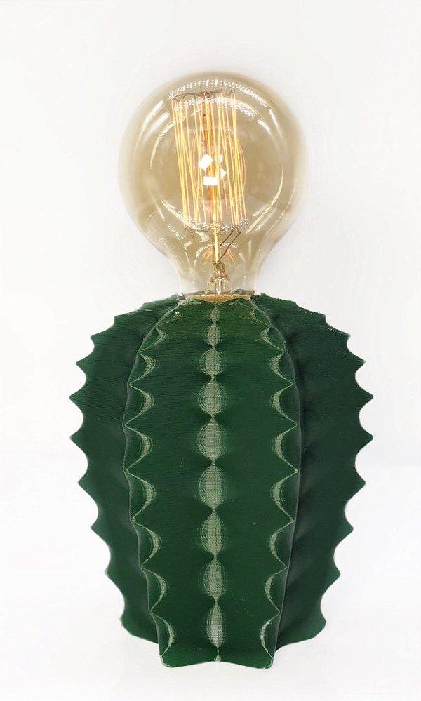 Luminária Cacto
