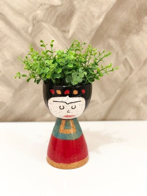 Vaso Autoirrigável Frida