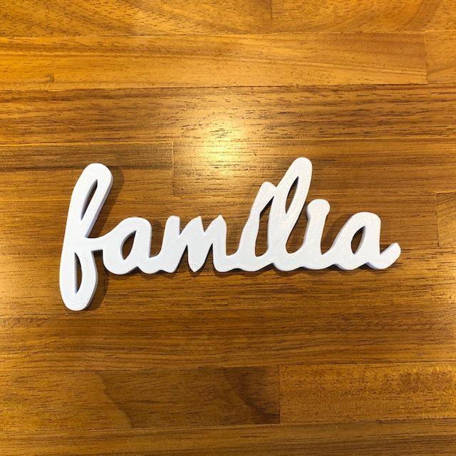 família 3D
