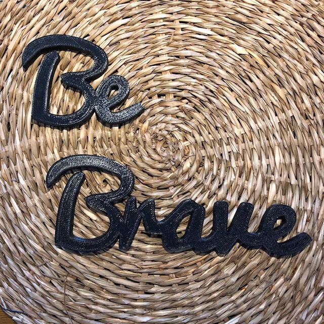 Be Brave 3D
