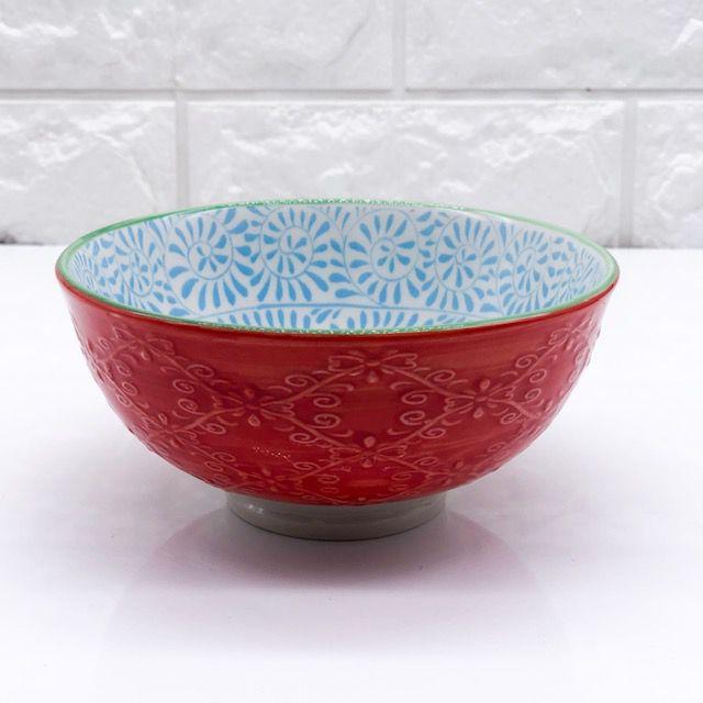 Bowl Anita Vermelho
