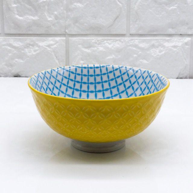 Bowl Anita Amarelo