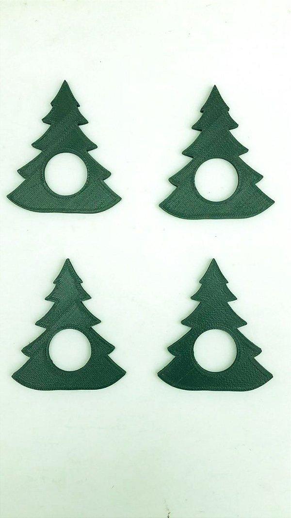 Porta Guardanapo Árvore (4 unidades)