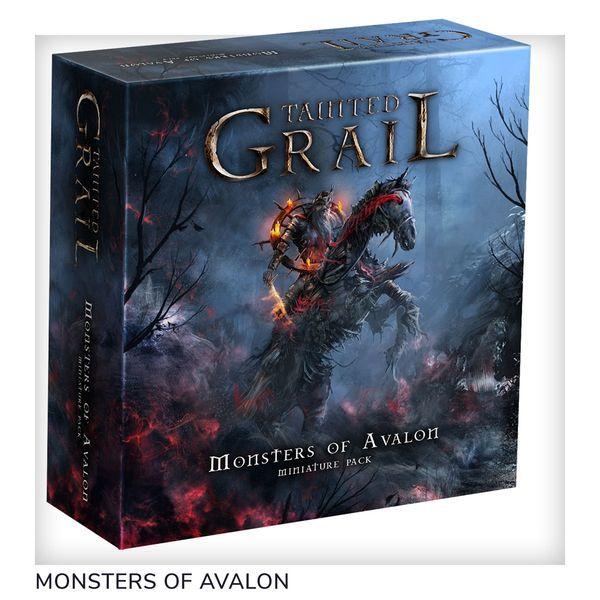 Tainted Grail - Kit de Extras Herói do Reino