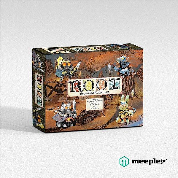 Root: Expansão Autômata