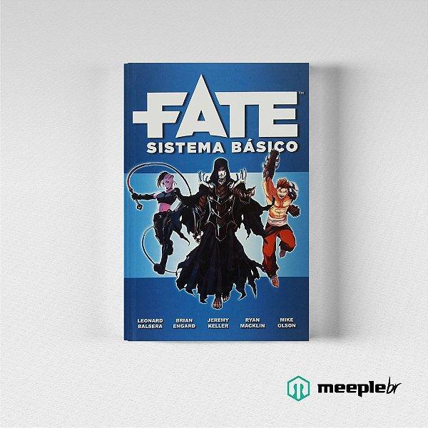 FATE - RPG  Básico - Impresso