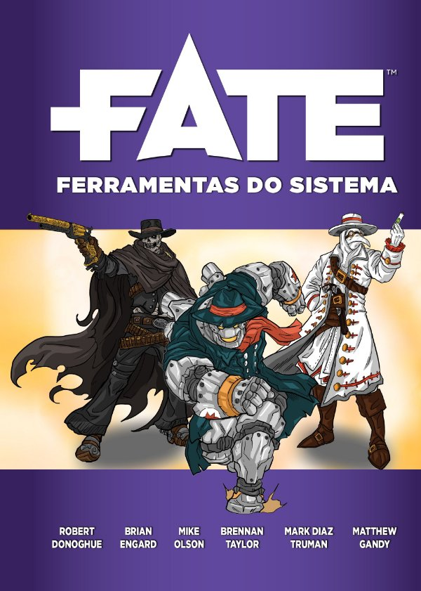 FATE - Ferramentas do Sistema