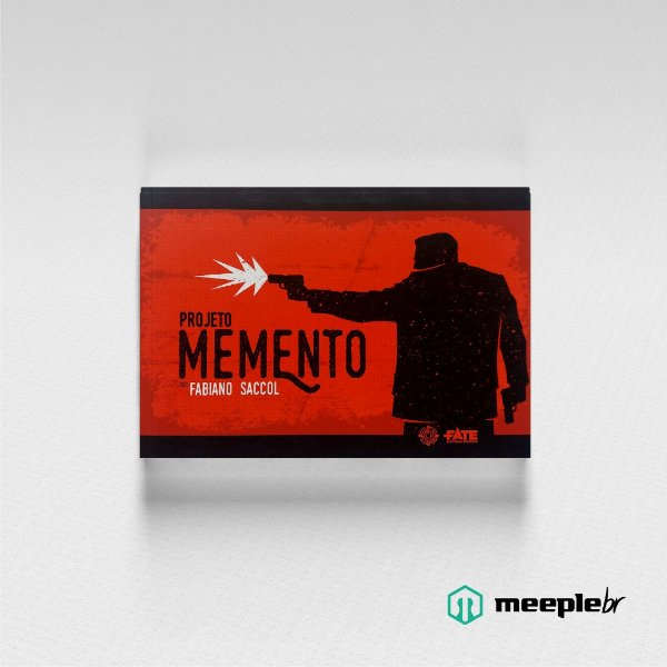 Projeto Memento - Livro