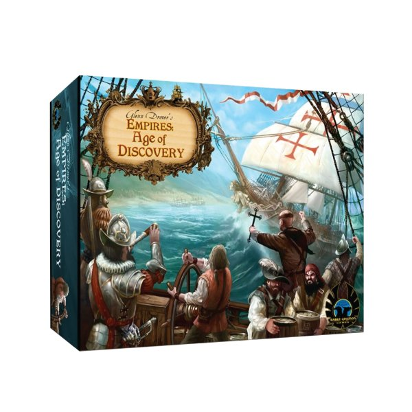 Empires: Age of Discovery - Edição de Luxo