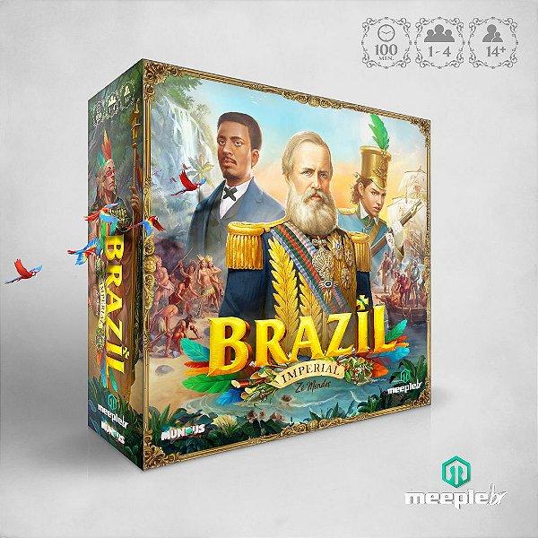 Brazil: Imperial (PRÉ-VENDA)