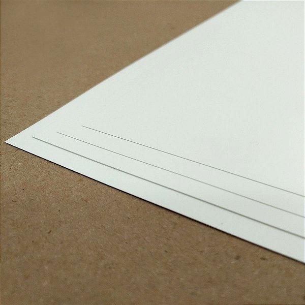 PVC Branco - 200 Micra - Laser - SRA3 - 330x480mm