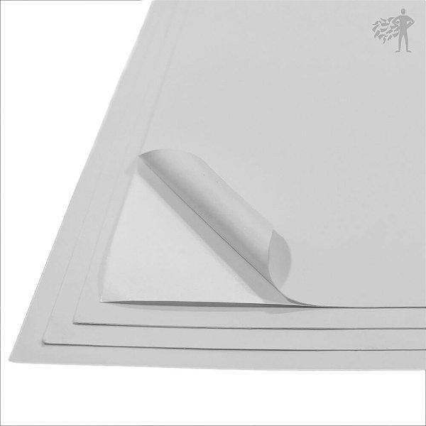 Papel Fotográfico Adesivo - Fosco/Matte - 115g - Jato de Tinta - A3 - 297x420mm