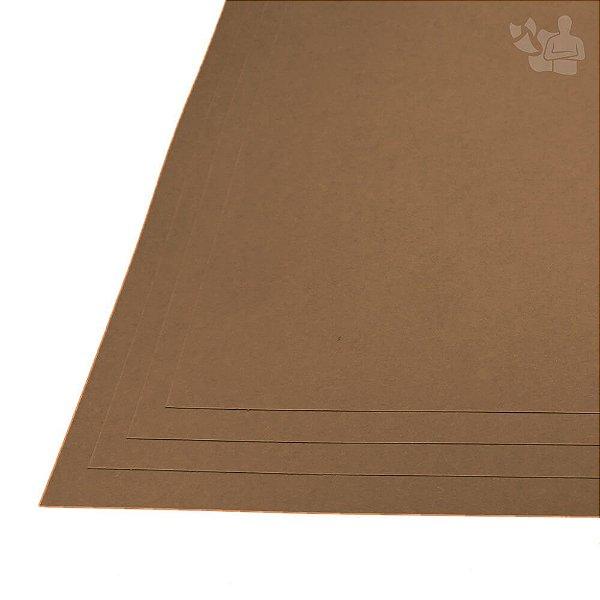 Papel Color Plus - Havana - Marrom - 180g - A3 - 297x420mm