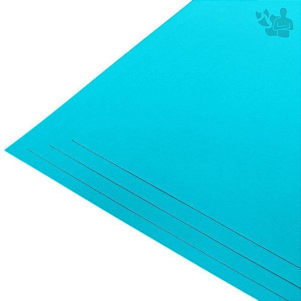 Papel Color Plus - Santorini - Azul Bebê - 240g - A3 - 297x420mm