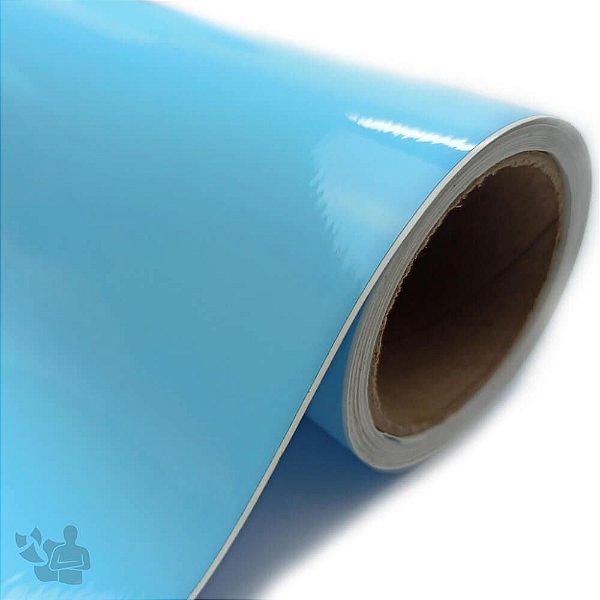 Vinil Adesivo - Recorte - Bobina - 30,5cm x 5m - Azul Céu