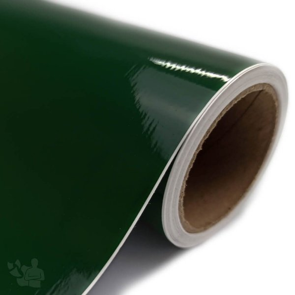 Vinil Adesivo - Recorte - Bobina - 30,5cm x 5m - Verde Musgo
