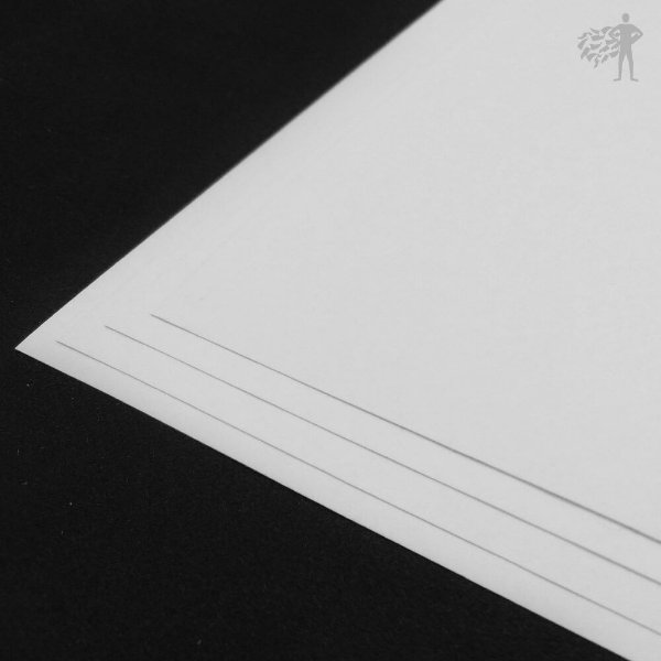Papel Adesivo Branco Fosco - SRA3 - 330x480mm