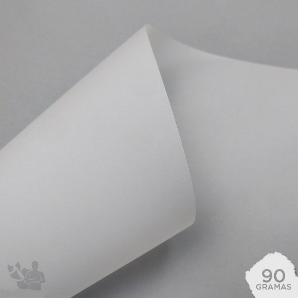 Papel Vegetal - 90/95g - Laser - A4 - 210x297mm